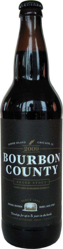 Rare Bourbon County Stout của Goose Island Beer Company