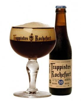 Bán bia nhập khẩu bia Rochefort 10 bia thầy tu Bỉ 11.3%vol