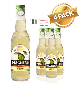 Bia Magners Irish Cider vị Lê 4.5% vol/ Bia Ai Len nhập khẩu