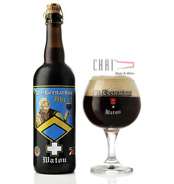 Bia St. Bernardus ABT 12 750ml 10%vol/ Bia Bỉ nhập khẩu
