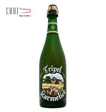 Bia Tripel Karmeliet 750ml 8.4% vol/ Bia Bỉ nhập khẩu