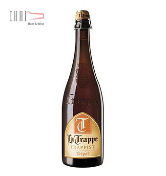 Bia La Trappe Tripe Trappist l750ml 8%vol/ Bia hà Lan nhập khẩu