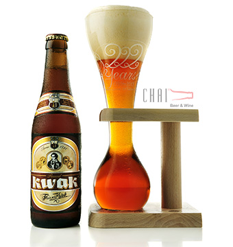 Bia Pauwel Kwak 330ml 8.4%vol/ Bia Bỉ nhập khẩu