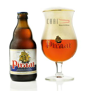 Bia Piraat 330ml 10.5%vol/ Bia Bỉ nhập khẩu