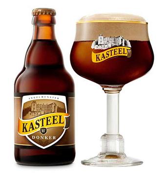 Bia Kasteel Donker 330ml 11%vol/ Bia Bỉ nhập khẩu