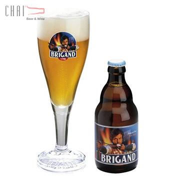 Bia Brigand 330ml 9%vol/ Bia Bỉ nhập khẩu