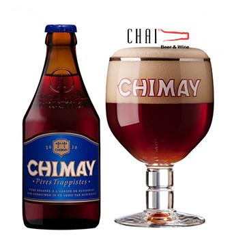 Bia Chimay xanh 330ml 9%vol/ Bia Bỉ nhập khẩu