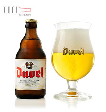 Bia Duvel 330ml 8.5%vol/ Bia bỉ nhập khẩu