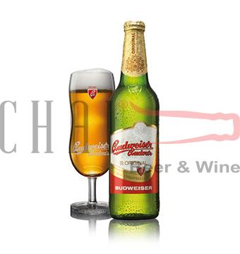 Bia Budweiser 330ml 5%vol/ Bia Tiệp nhập khẩu