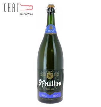 Bia St.Feuillien 3000ml/ Bia Bỉ nhập khẩu