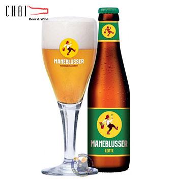 Bia Maneblusser Lente 330ml 6.5%vol/ Bia Bỉ nhập khẩu