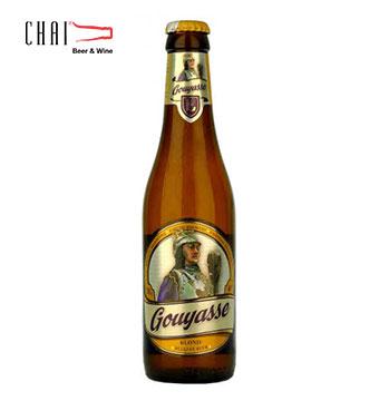 Bia Gouyasse Blonde 330ml 6%vol/ Bia Bỉ nhập khẩu