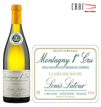 Vang Pháp Montagny 1er Cru Louis Latour 2017