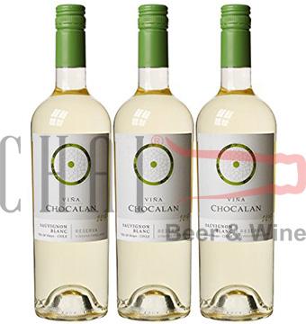 Vang Chile Chocalan Origen Gran Reserva Sauvignon Blanc 2016