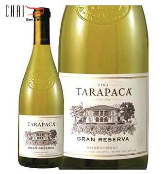 Vang Chile Tarapaca Gran Reserva Chardonnay