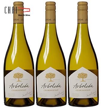 Vang Chile Arboleda Chardonnay 2016