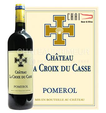 Vang Pháp Château La Croix Du Casses 2008 Pomerol