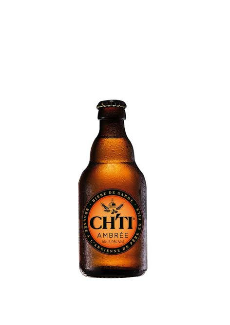 Bán bia nhập khẩu bia CHTI Ambree Pháp 250ml 5.9%vol