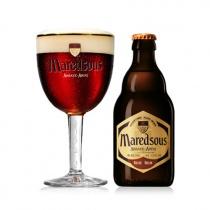 Bán bia nhập khẩu bia Maredsous Bỉ 330ml 8%vol